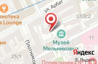 Схема проезда до компании ТК Авто в Москве