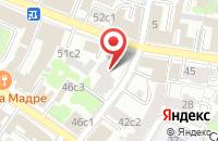 Схема проезда до компании Презент-Н в Москве