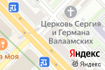 Схема проезда до компании ИнвестПрофит в Москве