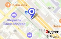 Схема проезда до компании ДОПОЛНИТЕЛЬНЫЙ ОФИС ТВЕРСКОЙ в Москве