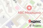 Схема проезда до компании FilippFinance в Москве