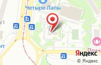 Схема проезда до компании Холдинговая Компания Союзвзрывпром в Москве