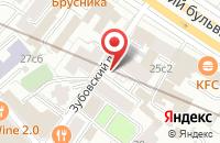 Схема проезда до компании СтройМонтажПроект в Москве