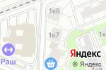 Схема проезда до компании Пульс в Москве