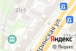 Схема проезда до компании Американ-дентал центр в Москве