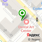 Местоположение компании ПромПрокат