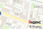 Схема проезда до компании Евросемья в Москве