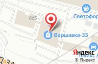 Схема проезда до компании По Рыбке в Москве