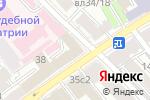 Схема проезда до компании КБ Русский Международный Банк в Москве