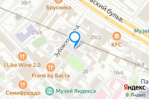 Снять комнату в Москве м. Парк культуры, Зубовский проезд, 2к1