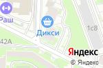 Схема проезда до компании Kupirezinu в Москве