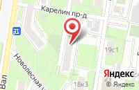 Схема проезда до компании Сервис-Стиль в Москве