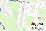Схема проезда до компании Русь Регион Лифт в Москве