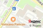 Схема проезда до компании Минимаркет зеркал в Москве