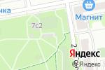 Схема проезда до компании Вега в Москве