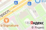 Схема проезда до компании Управление Министерства культуры Российской Федерации по Центральному федеральному округу в Москве