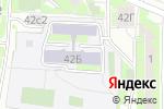 Схема проезда до компании Контраст на Алтуфьевском в Москве