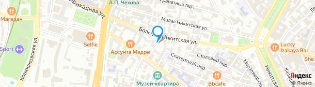 Скарятинский переулок
