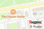Схема проезда до компании Ветеран в Москве