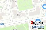 Схема проезда до компании Православный ремесленник в Москве