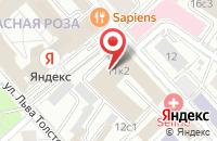 Схема проезда до компании Барли в Москве