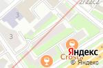Схема проезда до компании AVATARA в Москве