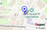 Схема проезда до компании РОССИЙСКИЙ НАУЧНЫЙ ЦЕНТР ВОССТАНОВИТЕЛЬНОЙ МЕДИЦИНЫ И КУРОРТОЛОГИИ в Москве