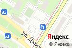 Схема проезда до компании СНВ в Москве