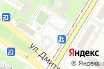 Схема проезда до компании Awkom в Москве