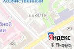 Схема проезда до компании Цветы & Дизайн в Москве