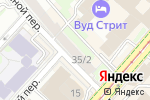 Схема проезда до компании Моя стоматология в Москве