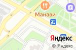 Схема проезда до компании Тейка в Москве