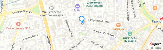 Малый Могильцевский переулок