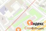 Схема проезда до компании Тайки Турс в Москве