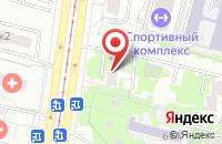 Схема проезда до компании Автосоюз в Москве