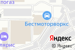 Схема проезда до компании Pelican в Москве