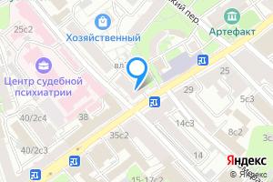 Сдается комната в трехкомнатной квартире в Москве м. Парк культуры, улица Пречистенка, 34/18