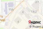 Схема проезда до компании Ekobike в Москве
