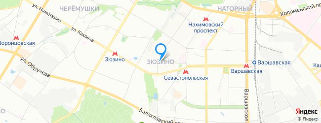 район Зюзино