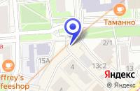 Схема проезда до компании СТО КАМЕРТОНАВТО в Москве