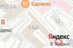 Схема проезда до компании Wang & Kim в Москве