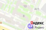 Схема проезда до компании Pink Pussy в Москве