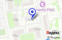 Схема проезда до компании НПК КУРС-ОТ в Москве