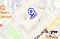Схема проезда до компании СЕРВИСНЫЙ ЦЕНТР АРТС-МОТОРС в Москве