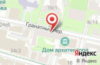 Схема проезда до компании Дм Прайд в Москве