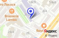 Схема проезда до компании НАУЧНО-ИССЛЕДОВАТЕЛЬСКИЙ И УЧЕБНО-МЕТОДИЧЕСКИЙ ЦЕНТР БИОМЕДИЦИНСКОЙ ТЕХНОЛОГИИ (НИЦБМТ) в Москве