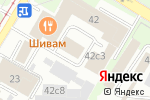 Схема проезда до компании Капитель в Москве