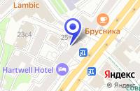 Схема проезда до компании МЕБЕЛЬНЫЙ МАГАЗИН ЭЛЬЗА МОДА в Москве