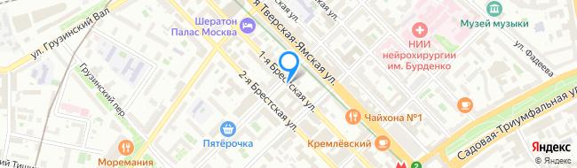 улица Брестская 1-я