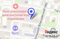 Схема проезда до компании ТПО ЛАНДШАФТНАЯ АРХИТЕКТУРА в Москве